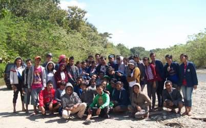 Rockers '09 @Kuliah Lapangan Petrologi