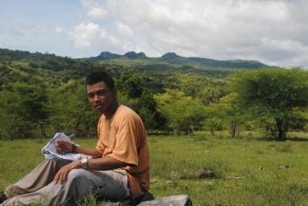 "Tugas Akhir ""Geologi Lingkungan"" di Desa Pitay - Sulamu, Kabupaten Kupang"