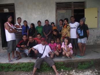KKN di Desa Anin, Kecamatan Amnatun Selatan, TTS.